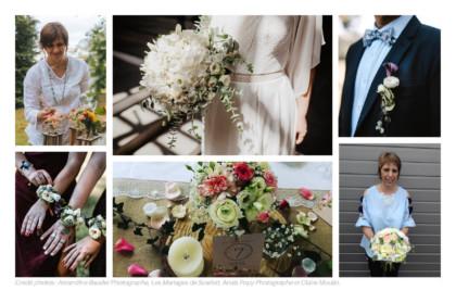 Fleurs et plantes - mariage/baptême-commuion