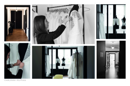 Robes de mariée de créateurs - mariage