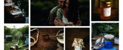 Cadeaux invités (miel) mariage /baptême-communion