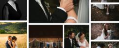 Photos de mariage (mariés, familles et amis) prises par Zéphyr & Luna